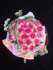 Karangan bunga jakarta, karangan bunga tangan ,