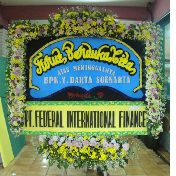 bunga papan jakarta, bunga papan wedding, bunga papan duka cita