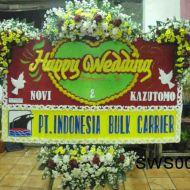 bunga papan murah, bunga papan dukcita, bunga papan pernikahan