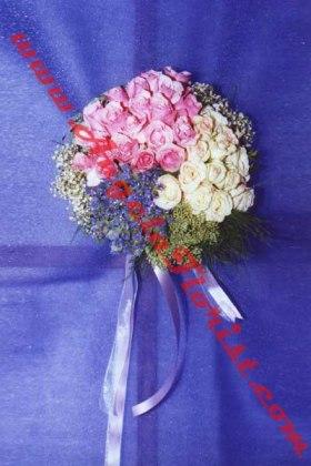 Jual karangan bunga di Jakarta, rangkaian bunga