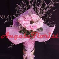 Karangan Bunga Jakarta , karangan bunga meja, karangan bunga mawar