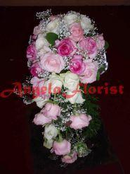 karangan bunga jakarta, karangan bunga mawar