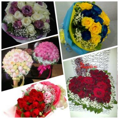 Hand Bouquet Valentine - 0896.9711.5778