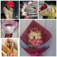 Hand Bouquet Valentine1 - 0896.9711.5778